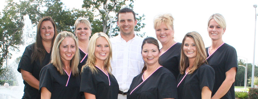 Dental Team - Comprehensive Dentistry of Lake Jackson
